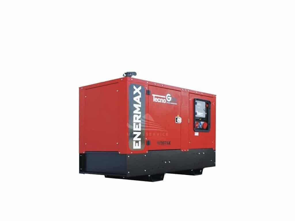 generatore per corrente elettrica gruppo elettrogeno zero branco Treviso agricoltura