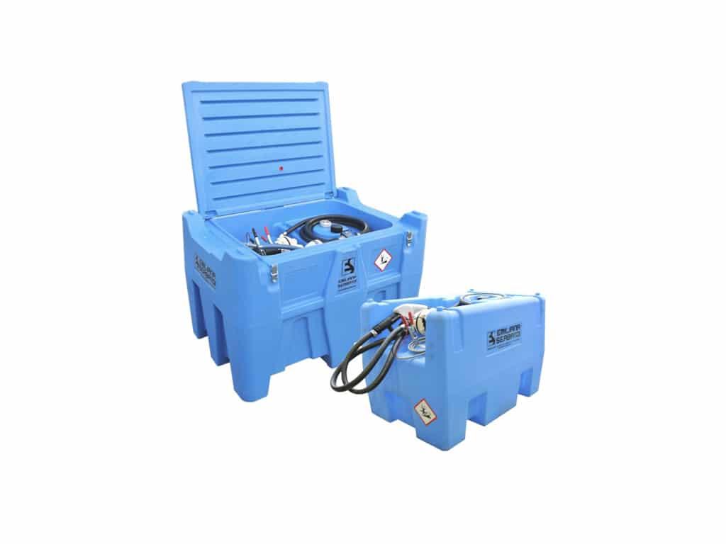 lubrificatore cisterne cosmek zero branco Treviso agricoltura blu gasolio