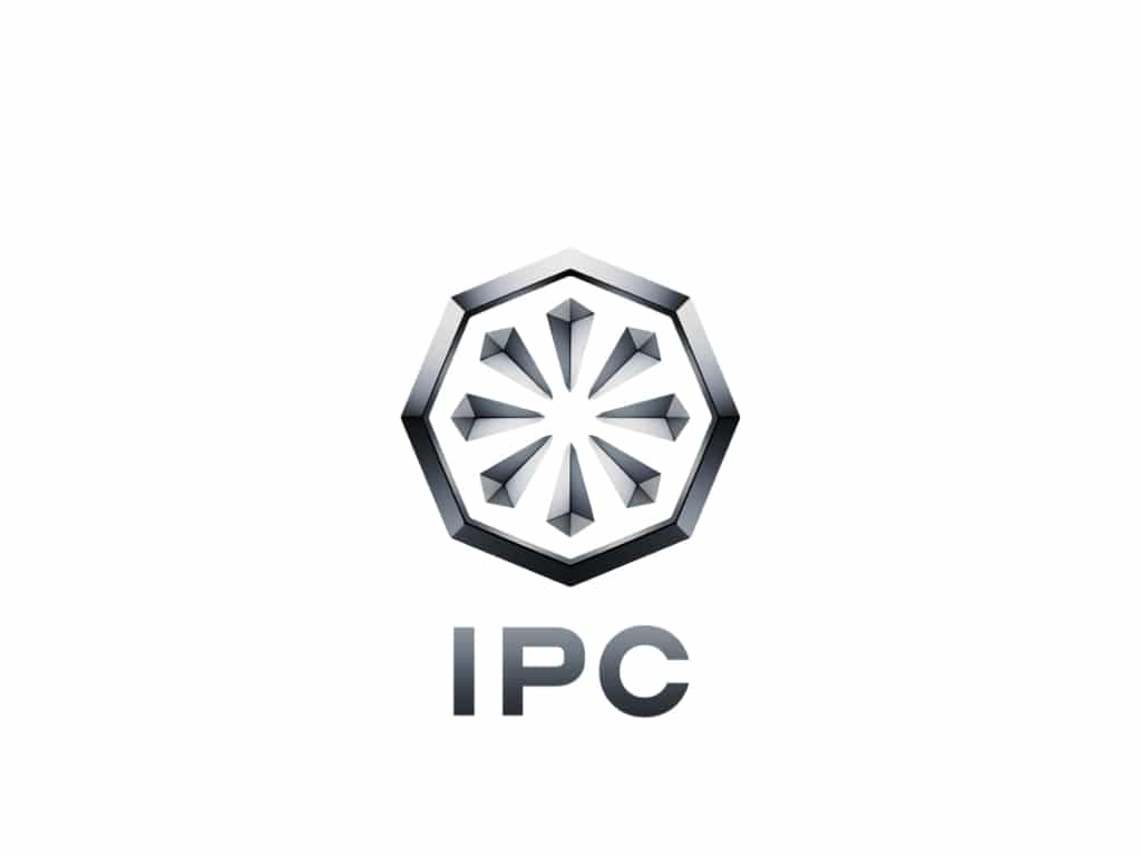 IPC logo marchio