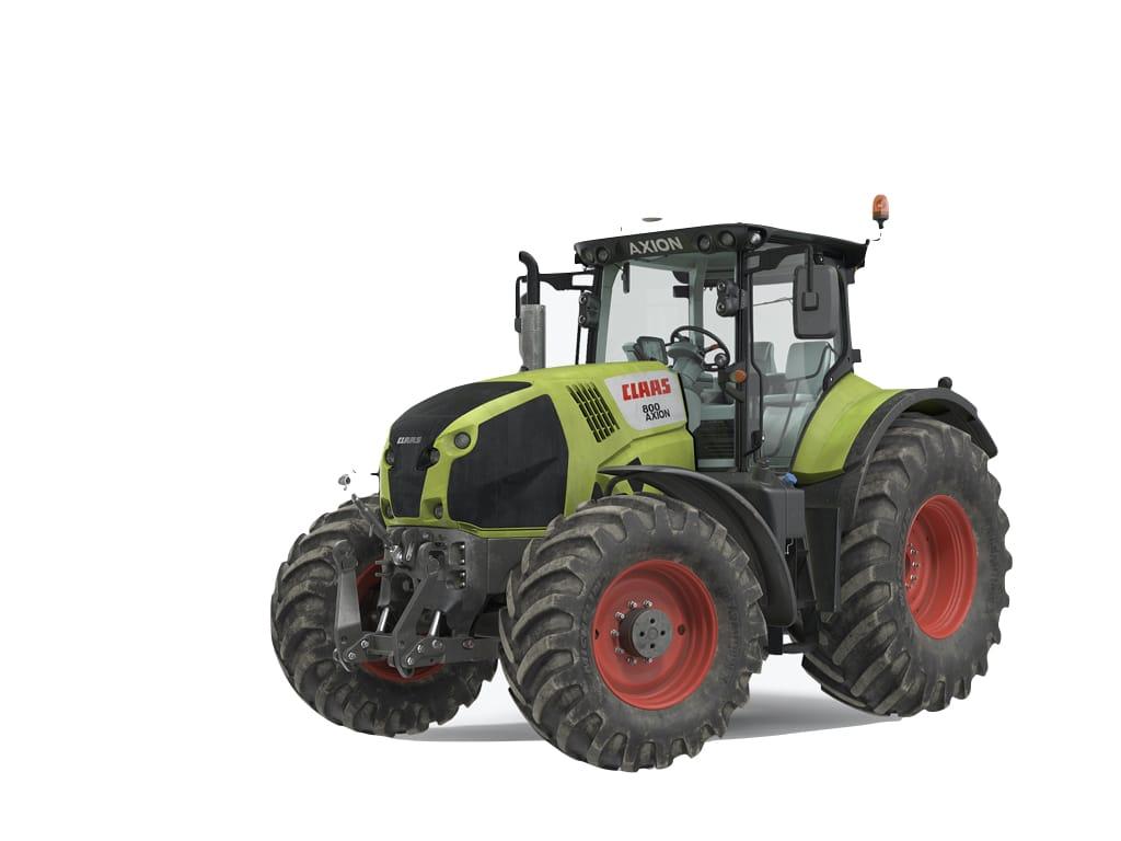 trattore claas zero branco Treviso agricoltura verde