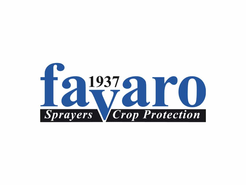 logo favaro 1937 sprayers crop protection
