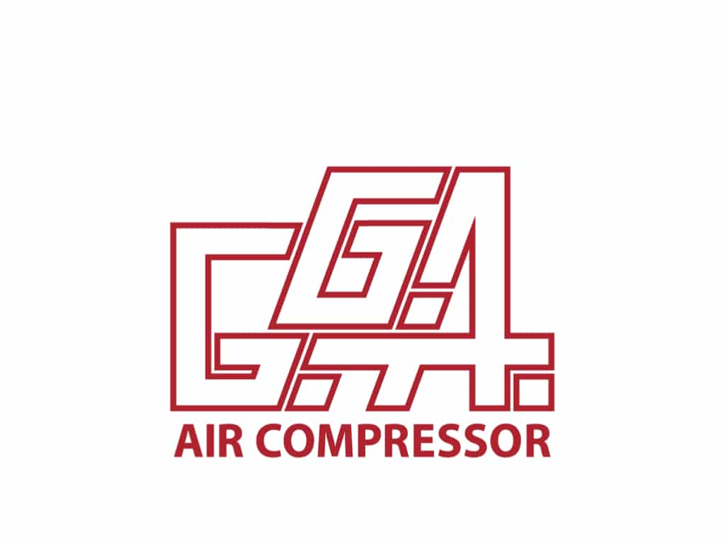 logo gga air compressor