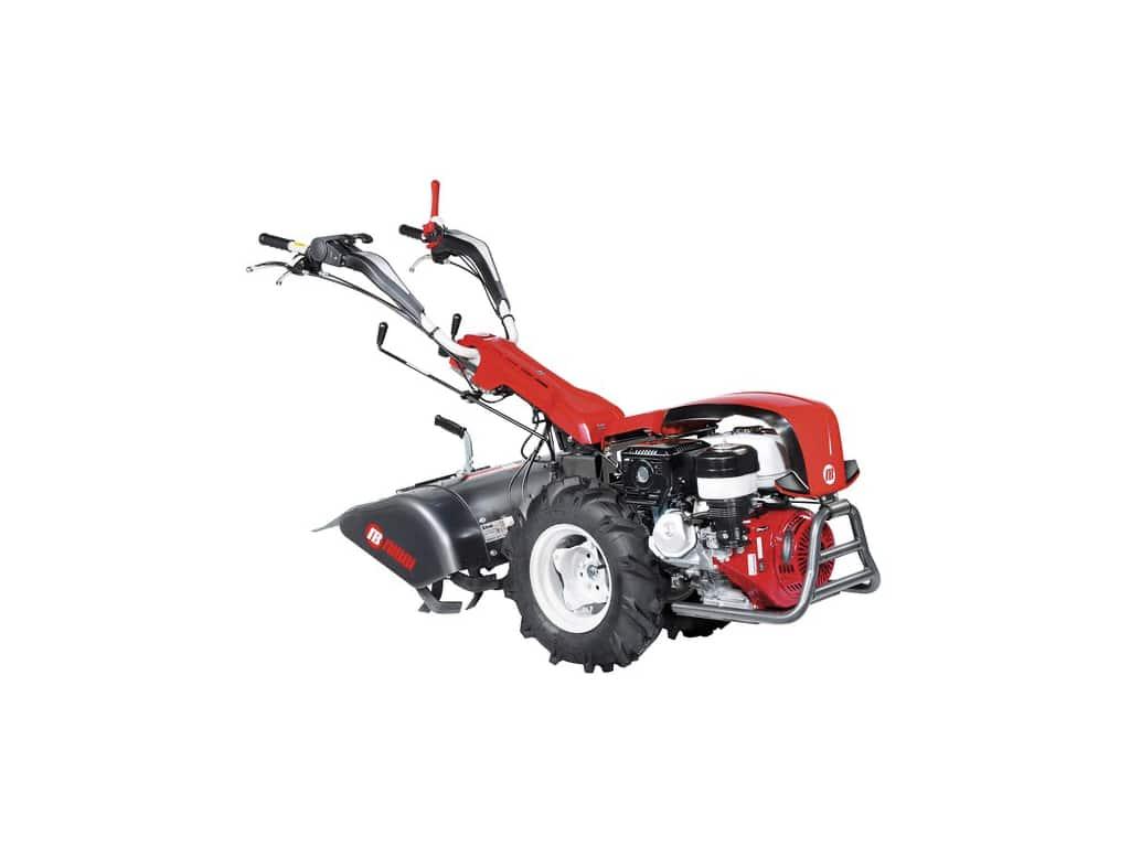 motocoltivatore nibbi zero branco Treviso agricoltura fronte rosso