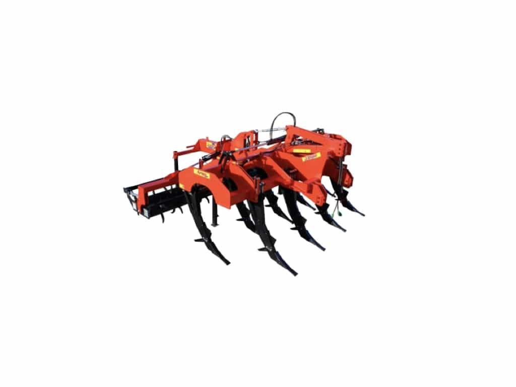 mini ripper roga zero branco Treviso agricoltura rosso