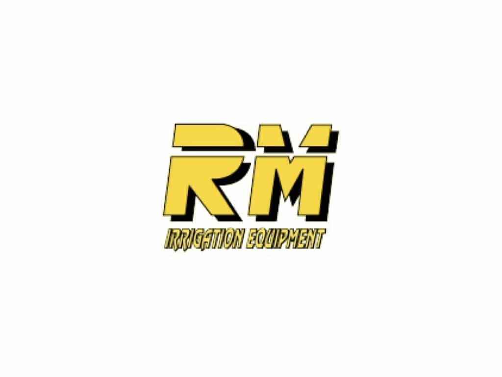 rm irrigation equipment logo